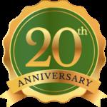 20 anniversario